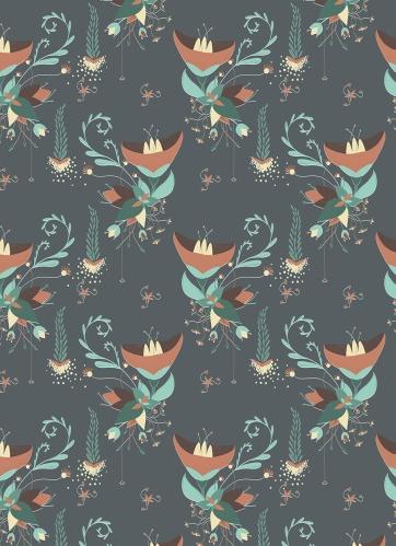floral pattern RESIZE
