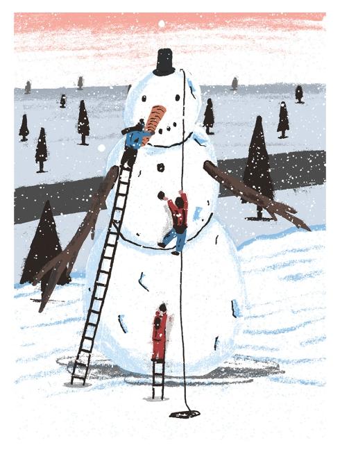 snowmancardlores