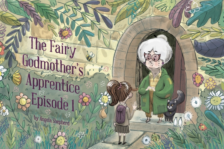 The Fairy Godmother's Apprentice Episode 1 - Artwork resize