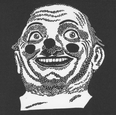 CLOWN MAN014