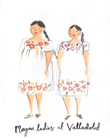 mayan-ladies