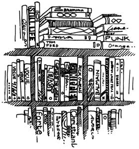 SandyPowellBookshelves