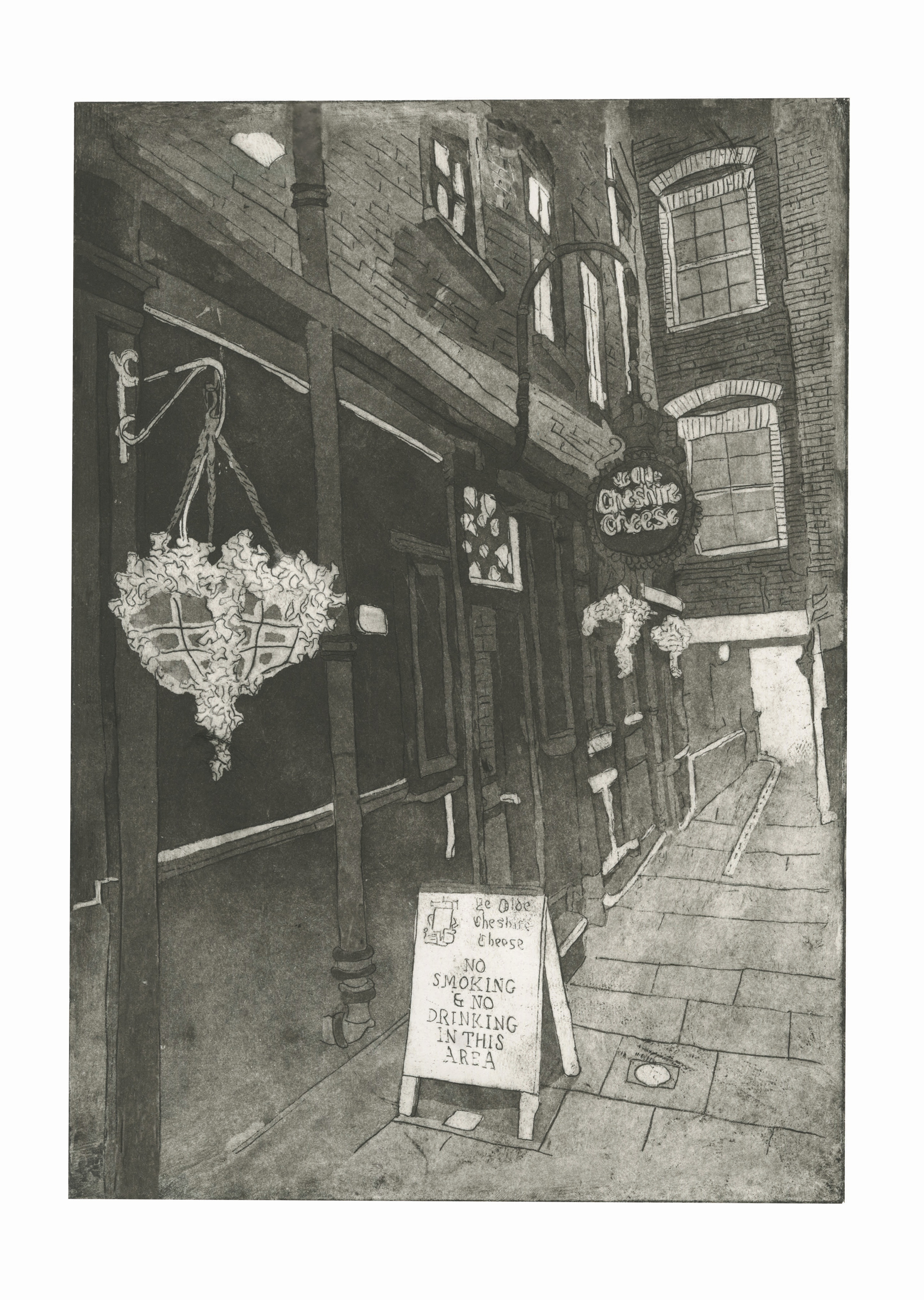The-Olde-Cheshire-Cheese-etching